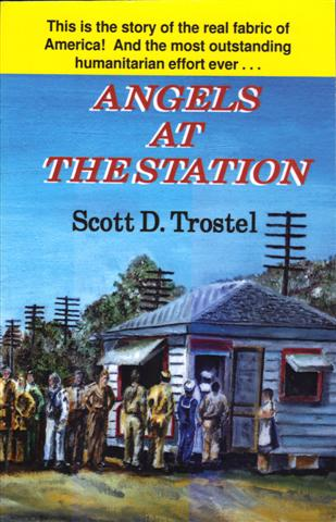 Angels at the Station (Small)