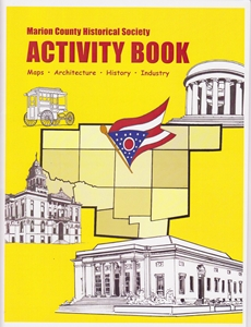 activity book front