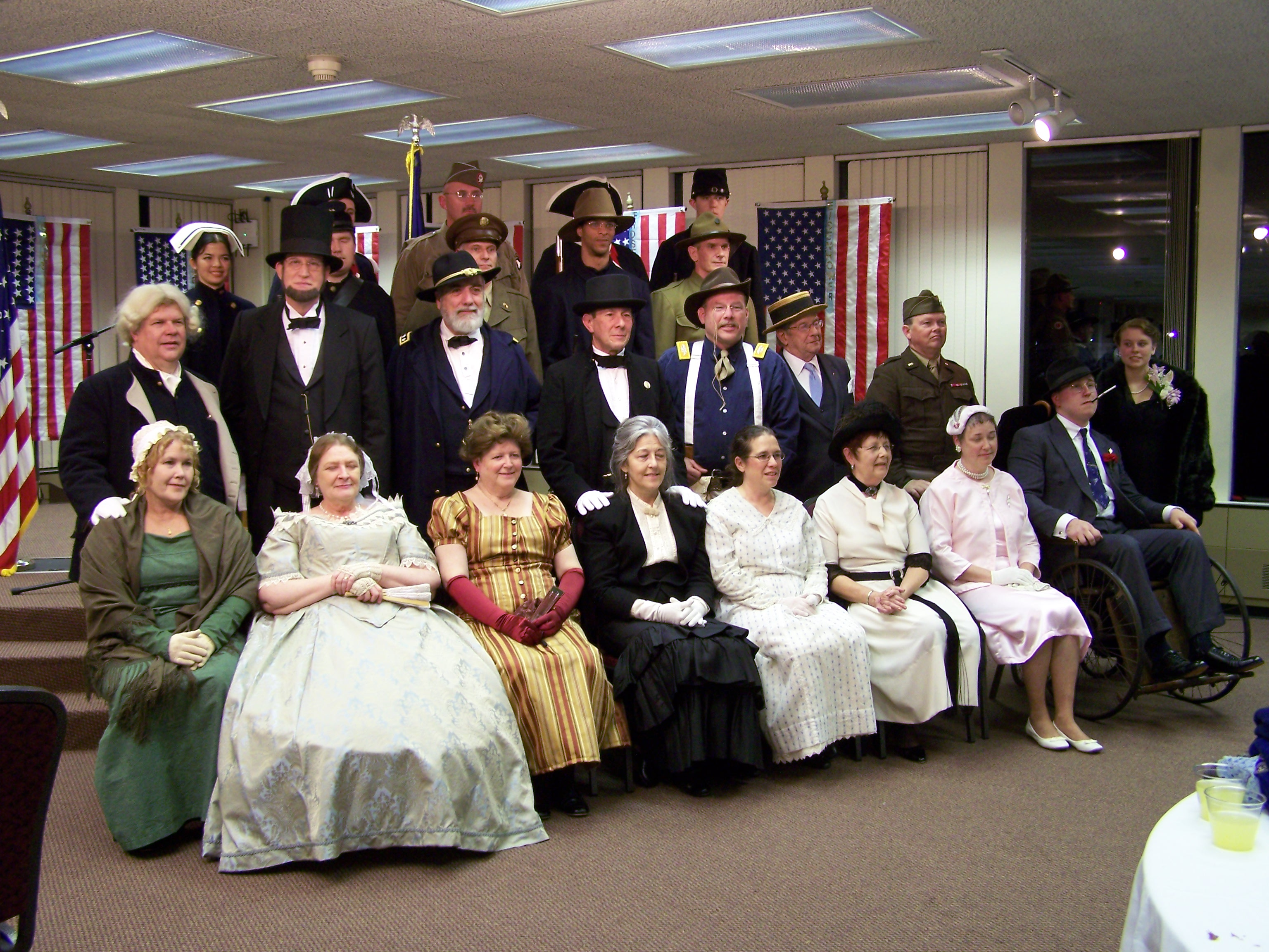 Presidents and First Ladies - 2011 Dinner